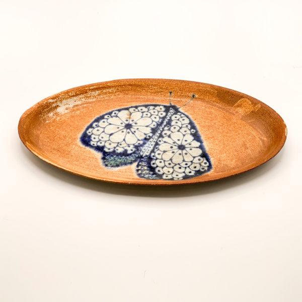 Julie Spako Medium Butterfly Plate