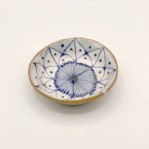 Julie Spako Floral Ceramic Catchall