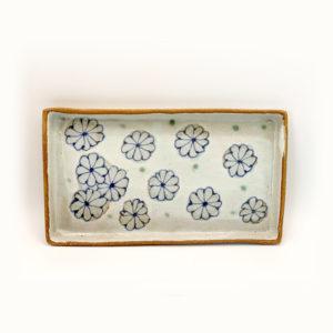 Julie Spako Rectangular Plate