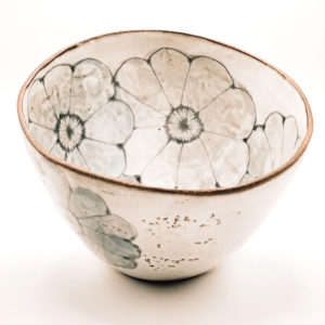 Julie Spako Tall Serving Bowl