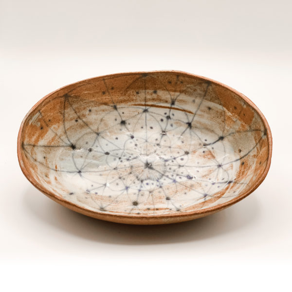 Julie Spako Oval Serving Dish