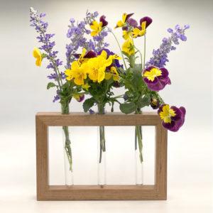 Doug Calnek Modern Wooden Vase